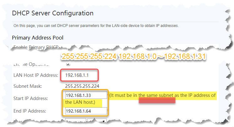 ルーター DHCP 設定ミス