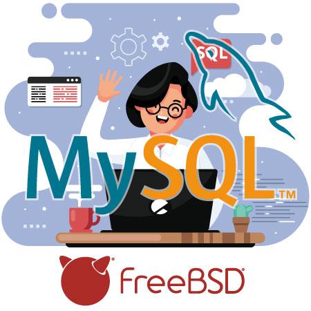 FreeBSD MySQL インストール