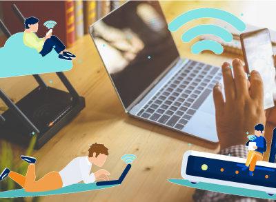ルーター Wi-Fi